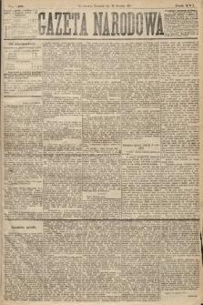 Gazeta Narodowa. 1877, nr298