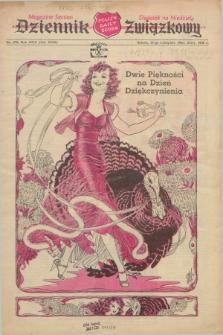 Dziennik Związkowy : dodatek na Niedzielę. R.29, Nr. 276 (21 listopada 1936)
