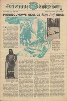 Dziennik Związkowy : dodatek na Niedzielę. R.29, Nr. 287 (5 grudnia 1936)
