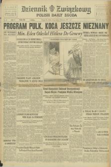 Dziennik Związkowy = Polish Daily Zgoda. R.30, No. 48 (27 lutego 1937) + dod.