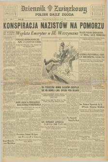 Dziennik Związkowy = Polish Daily Zgoda. R.30, No. 100 (30 kwietnia 1937)