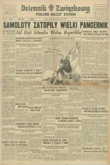 Dziennik Związkowy = Polish Daily Zgoda. R.30, No. 101 (1 maja 1937) + dod.