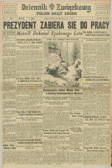 Dziennik Związkowy = Polish Daily Zgoda. R.30, No. 113 (15 maja 1937) + dod.