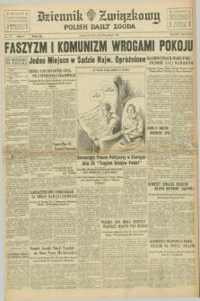 Dziennik Związkowy = Polish Daily Zgoda. R.30, No. 116 (19 maja 1937)
