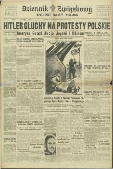 Dziennik Związkowy = Polish Daily Zgoda. R.30, No. 201 (28 sierpnia 1937) + dod.
