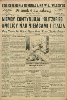 Dziennik Związkowy = Polish Daily Zgoda. R.33, No. 195 (17 sierpnia 1940)