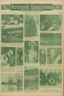 Dziennik Związkowy = Polish Daily Zgoda : an American daily in the Polish language – member of United Press and Audit Bureau of Circulation. R.43, No. 53 (4 marca 1950) + dod.