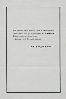 10 Briefe an Varnhagen [...]