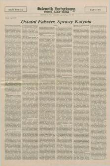 Dziennik Związkowy = Polish Daily Zgoda. R.82, Część druga (4 i 5 sierpnia 1989) - [wydanie weekendowe]