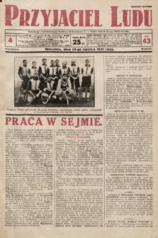 Przyjaciel Ludu. 1931, nr4