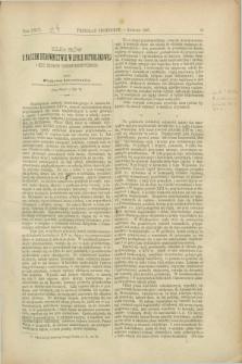 Przegląd Techniczny : czasopismo miesięczne poświęcone sprawom techniki i przemysłu. [R.13], T.24, [z. 4] (kwiecień 1887)