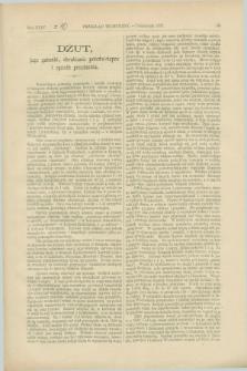 Przegląd Techniczny : czasopismo miesięczne poświęcone sprawom techniki i przemysłu. [R.13], T.24, [z. 10] (październik 1887)