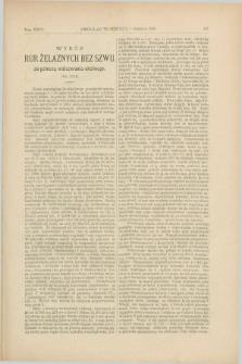 Przegląd Techniczny : czasopismo miesięczne poświęcone sprawom techniki i przemysłu. [R.15], T.26, [z. 12] (grudzień 1889) + wkładka
