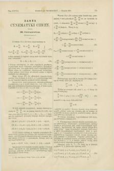 Przegląd Techniczny : czasopismo miesięczne poświęcone sprawom techniki i przemysłu. [R.17], T.28, [z. 8] (sierpień 1891)