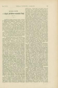 Przegląd Techniczny : czasopismo miesięczne poświęcone sprawom techniki i przemysłu. [R.17], T.28, [z. 12] (grudzień 1891) + wkładka