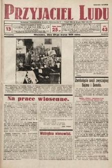 Przyjaciel Ludu. 1931, nr13