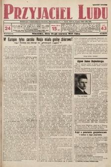 Przyjaciel Ludu. 1931, nr24