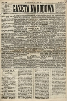 Gazeta Narodowa. 1880, nr158