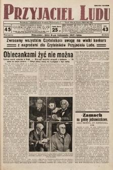 Przyjaciel Ludu. 1931, nr45