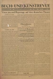 Wirtschaftskorrespondenz für Polen. Jg.6, Nr. 1/2 (5 Januar 1929) - dodatek