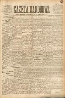 Gazeta Narodowa. 1895, nr76