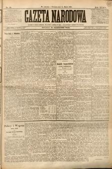 Gazeta Narodowa. 1895, nr90