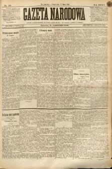 Gazeta Narodowa. 1895, nr136