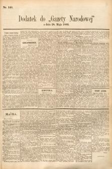 Gazeta Narodowa. 1895, nr146