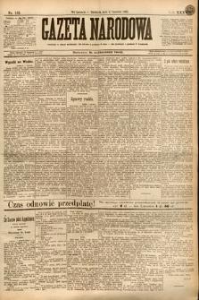 Gazeta Narodowa. 1895, nr152