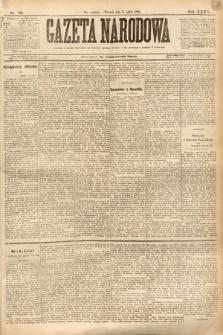 Gazeta Narodowa. 1895, nr181