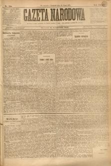 Gazeta Narodowa. 1895, nr190