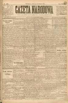 Gazeta Narodowa. 1895, nr259