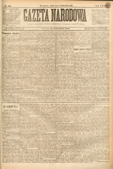 Gazeta Narodowa. 1895, nr280