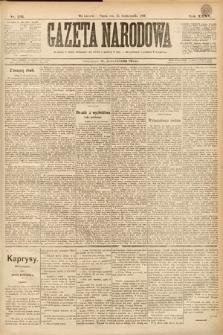 Gazeta Narodowa. 1895, nr296