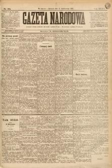Gazeta Narodowa. 1895, nr298
