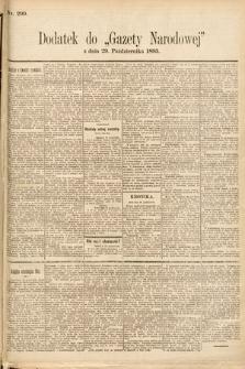 Gazeta Narodowa. 1895, nr299