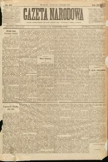 Gazeta Narodowa. 1895, nr307