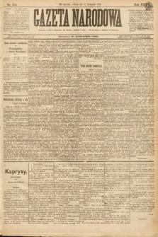 Gazeta Narodowa. 1895, nr308