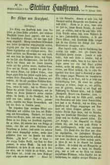 Stettiner Hausfreund. 1866, № 13 (15 Februar)