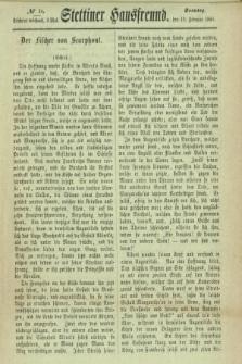 Stettiner Hausfreund. 1866, № 14 (18 Februar)
