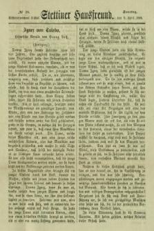 Stettiner Hausfreund. 1866, № 28 (8 April)