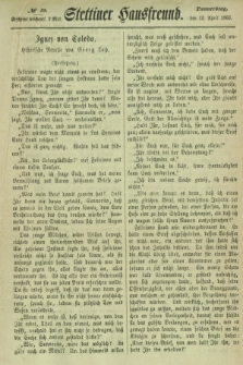 Stettiner Hausfreund. 1866, № 29 (12 April)