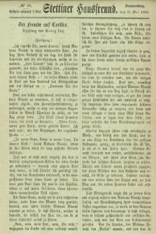 Stettiner Hausfreund. 1866, № 42 (31 Mai)