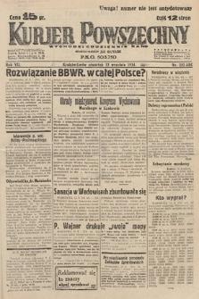 Kurjer Powszechny. 1934, nr252