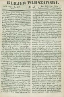 Kurjer Warszawski. 1847, № 53 (24 lutego)