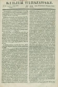 Kurjer Warszawski. 1847, № 331 (11 grudnia)