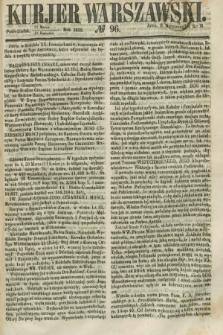 Kurjer Warszawski. 1858, № 96 (12 kwietnia)