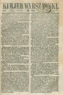Kurjer Warszawski. 1858, № 142 (2 czerwca)