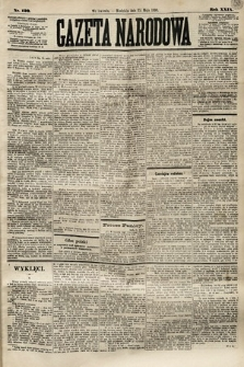 Gazeta Narodowa. 1890, nr120