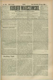 Kurjer Warszawski. R.63, nr 114b (11 maja 1883) - wydanie wieczorne